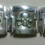 Bracelet Totenkopf