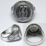 German WW2 Waffen SS ring