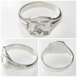 Legion Condor Silver Ring