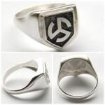 SS Volunteer Division Langemarck ring