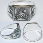 """GERMAN WWII, """"DAK"""" DEUTSCH AFRIKA KORPS 1941"""