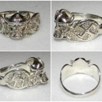 Waffen SS Wiking division ring