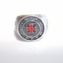 Knight Templar Sterling Silver Ring 0