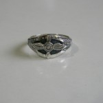 Item picture WW2 USSR Soviet Air Forces Sterling Silver Ring