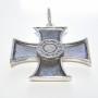 "Pendant Iron Cross ""Si vis pacem, para bellum"""